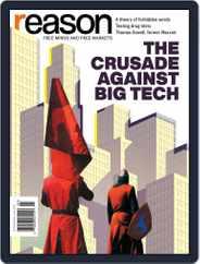Reason (Digital) Subscription July 1st, 2021 Issue