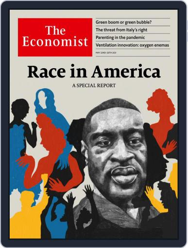 The Economist Latin America May 22nd, 2021 Digital Back Issue Cover