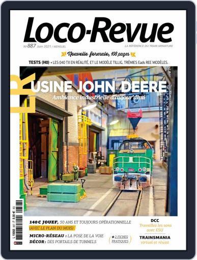 Loco-revue (Digital) June 1st, 2021 Issue Cover