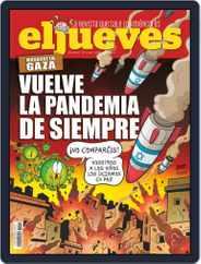 El Jueves (Digital) Subscription May 18th, 2021 Issue