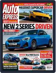 Auto Express (Digital) Subscription May 19th, 2021 Issue