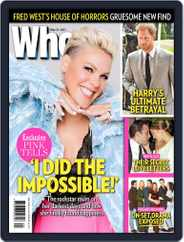 WHO (Digital) Subscription May 31st, 2021 Issue