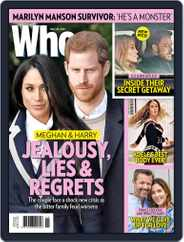 WHO (Digital) Subscription May 24th, 2021 Issue