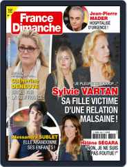 France Dimanche (Digital) Subscription May 21st, 2021 Issue