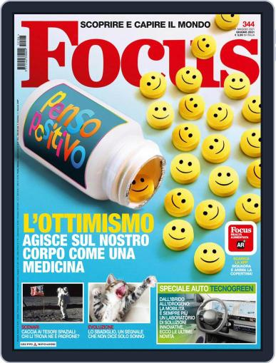Focus Italia (Digital) June 1st, 2021 Issue Cover