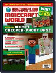 Minecraft World (Digital) Subscription May 13th, 2021 Issue