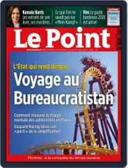 Le Point (Digital) Subscription May 20th, 2021 Issue