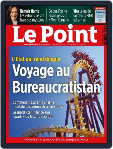 Le Point (Digital) May 20th, 2021 Issue Cover