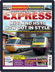 Rail Express (Digital) Subscription June 1st, 2021 Issue