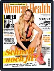Women's Health Deutschland (Digital) Subscription June 1st, 2021 Issue