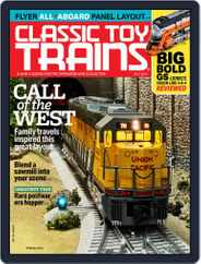 Classic Toy Trains (Digital) Subscription July 1st, 2021 Issue