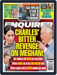 National Enquirer (Digital) Subscription May 31st, 2021 Issue