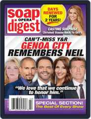Soap Opera Digest (Digital) Subscription May 31st, 2021 Issue