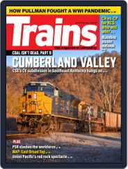 Trains (Digital) Subscription July 1st, 2021 Issue