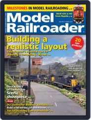 Model Railroader (Digital) Subscription July 1st, 2021 Issue