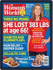 Woman's World (Digital) Subscription May 31st, 2021 Issue