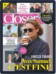 Closer France (Digital) Subscription May 19th, 2021 Issue