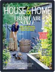 House & Home (Digital) Subscription June 1st, 2021 Issue