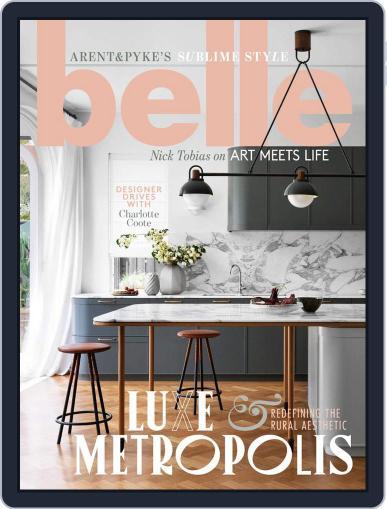 Belle June 1st, 2021 Digital Back Issue Cover