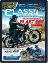 Classic Bike Guide (Digital) Subscription June 1st, 2021 Issue
