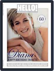 HELLO! Collectors' Special - Diana, A 60th Birthday Tribute Magazine (Digital) Subscription May 17th, 2021 Issue
