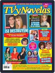 TV y Novelas México (Digital) Subscription May 24th, 2021 Issue