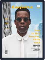 Esquire Singapore Magazine (Digital) Subscription June 1st, 2021 Issue