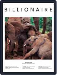 BILLIONAIRE Magazine (Digital) Subscription March 1st, 2021 Issue