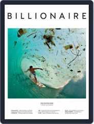 BILLIONAIRE Magazine (Digital) Subscription May 21st, 2021 Issue