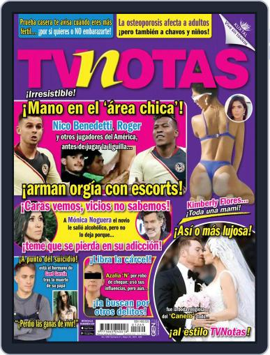 TvNotas (Digital) May 25th, 2021 Issue Cover