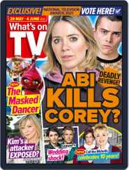 What's on TV (Digital) Subscription May 29th, 2021 Issue