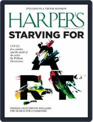 Harper's (Digital) Subscription June 1st, 2021 Issue