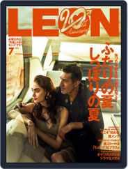LEON レオン (Digital) Subscription May 23rd, 2021 Issue