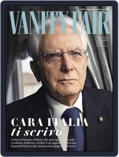 Vanity Fair Italia (Digital) May 27th, 2021 Issue Cover