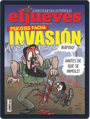 El Jueves (Digital) Subscription May 25th, 2021 Issue