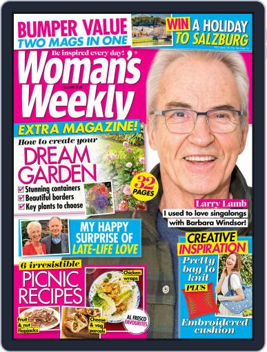 Woman's Weekly June 1st, 2021 Digital Back Issue Cover