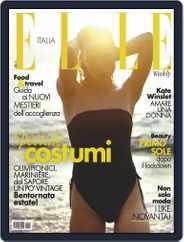 Elle Italia (Digital) Subscription June 12th, 2021 Issue