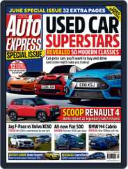 Auto Express (Digital) Subscription May 26th, 2021 Issue