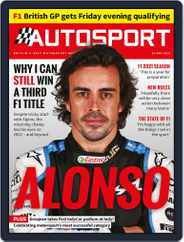 Autosport (Digital) Subscription May 20th, 2021 Issue
