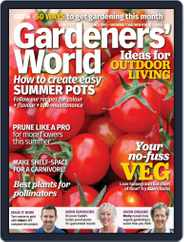 BBC Gardeners' World (Digital) Subscription June 1st, 2021 Issue