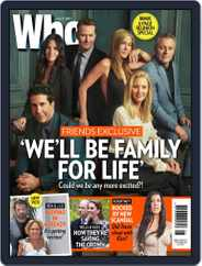 WHO (Digital) Subscription June 7th, 2021 Issue