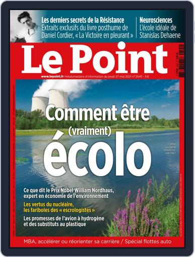 Le Point (Digital) May 27th, 2021 Issue Cover