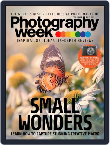 Photography Week (Digital) May 27th, 2021 Issue Cover