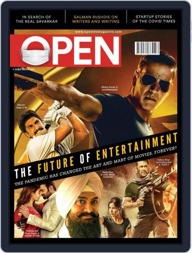 Open India May 28th, 2021 Digital Back Issue Cover