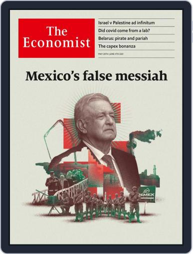 The Economist Latin America May 29th, 2021 Digital Back Issue Cover