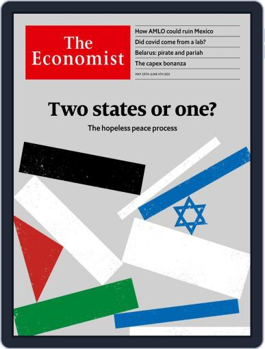 The Economist Continental Europe Edition May 29th, 2021 Digital Back Issue Cover