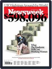 Newsweek International (Digital) Subscription June 4th, 2021 Issue