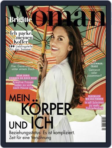 Brigitte Woman July 1st, 2021 Digital Back Issue Cover