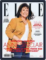 Elle France (Digital) Subscription May 28th, 2021 Issue