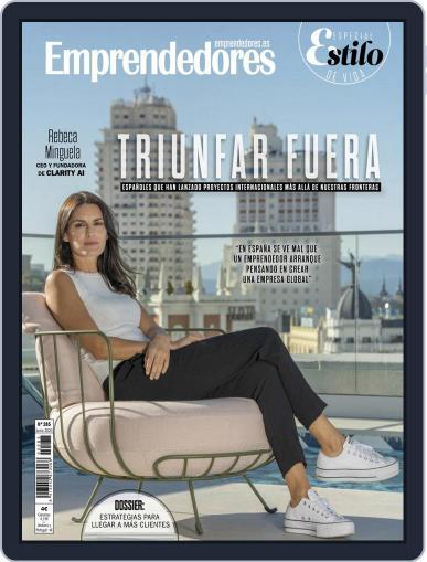 Emprendedores June 1st, 2021 Digital Back Issue Cover